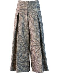Supersweet x Moumi - Busby Bianca Trousers - Lyst