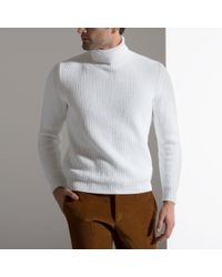 Bally | Cotton Mix Sweater | Lyst