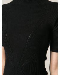 Versace Ergonomic Stretch Pullover - Lyst