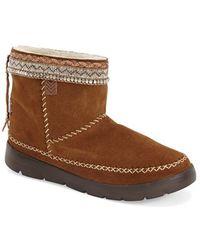 Laidbacklondon - 'nyali' Wool Lined Boot - Lyst