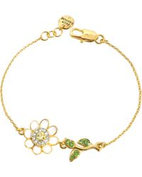 Juicy Couture - Daisy And Vine Bracelet - Lyst