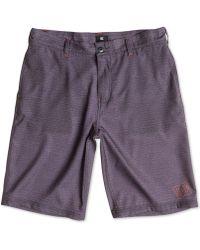 DC Shoes - Lanai Hybrid Shorts - Lyst