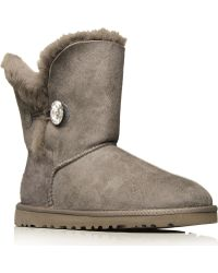 Ugg Bailey Bling Sheepskin Boots - For Women - Lyst