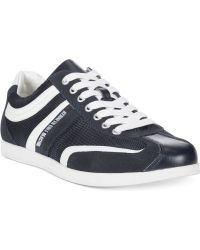 Kenneth Cole Reaction Low Rider Sneakers - Lyst