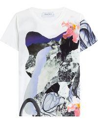 Prabal Gurung Printed T-Shirt - Lyst