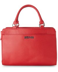 Kenneth Cole Reaction Red Aria Satchel - Lyst