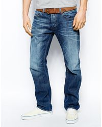 Diesel Blue Jeans Waykee - Lyst