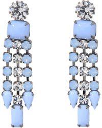 Tom Binns - Neopolitano Earrings - Lyst