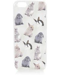 Topshop Bunny Iphone 6 Case - Lyst