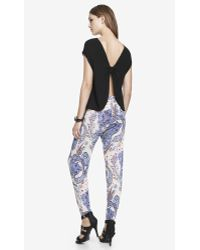 Express Pleated Soft Pant - Lyst
