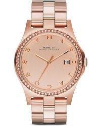 Marc By Marc Jacobs Henry Watch, 40Mm - Lyst