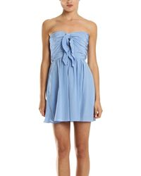 Elizabeth And James Crawford Dress - Lyst