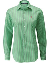 Ralph Lauren Golf - Brenda Long Sleeved Shirt - Lyst