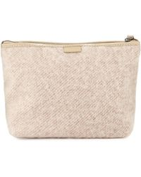 Kelsi Dagger Brooklyn - Commuter Felt Evening Clutch Bag - Lyst