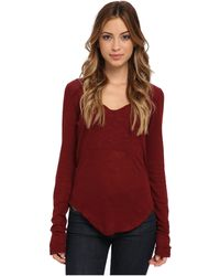 Free People Layering Me L/S - Lyst