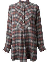 Etoile Isabel Marant 'Varda' Shirt - Lyst