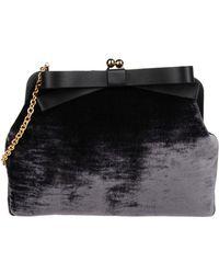 Dolce & Gabbana Gray Handbag - Lyst