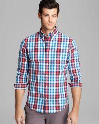 Jack Spade - Avery Check Sport Shirt Slim Fit - Lyst