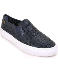 Tory Burch | Perforated Slip On Sneaker | Lyst