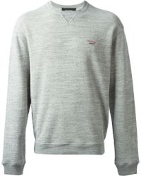 DSquared2 Classic Sweatshirt - Lyst