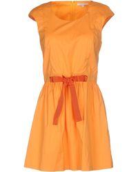 Patrizia Pepe | Short Dress | Lyst