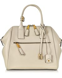 Marc Jacobs - Textured Large Putty Incognito Satchel - Lyst