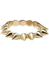 CC SKYE Mercy Spike Bracelet - Lyst