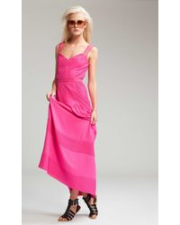 Alice By Temperley Long Mina Dress - Lyst