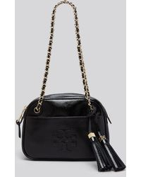 Tory Burch Crossbody - Thea Patent Chain - Lyst