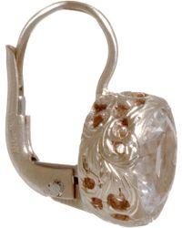 Anaconda - Crystal Alberello Earrings - Lyst