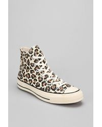 Converse Chuck Taylor All Star Cheetah Hightop Mens Sneaker - Lyst