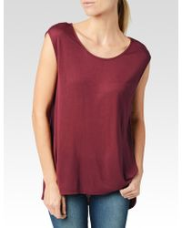 Paige Gracelyn Tee Shiraz - Lyst
