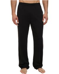 Calvin Klein Ck Black Pj Pant M9638 black - Lyst