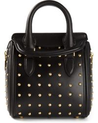 Alexander McQueen Small Heroine Shoulder Bag - Lyst