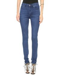 Cheap Monday Second Skin Bff Jeans  - Lyst