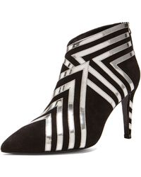 Pierre Hardy Kiss Suede Boots - Lyst