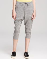 Eileen Fisher - The Fisher Project Cropped Harem Trousers - Lyst
