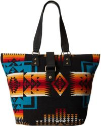 Pendleton Multicolor Journey Tote - Lyst