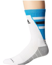 Adidas Team Speed Traxion Crew Sock - Lyst