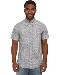 Adidas Gonz Short Sleeve Button Up - Lyst