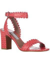 Tabitha Simmons Leticia Ankle-strap Sandals - Lyst