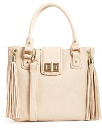 Dune Draylin Shoulder Bag with Tassle Detail - Lyst