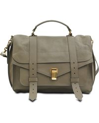 Proenza Schouler Ps1 Large Bag - Lyst
