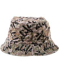 Alife The Multicam Reversible Bucket Hat - Lyst
