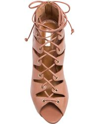Schutz | Slate Heel in Pink | Lyst