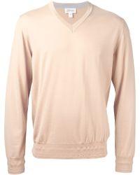 Brioni V-Neck Sweater - Lyst