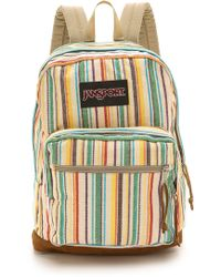 Jansport - Right Pack Expressions Backpack - Multi Weave Stripe - Lyst