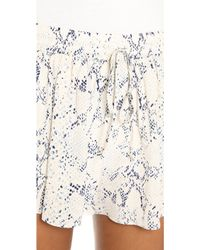 Rory Beca - Pae Shorts - Blue Champagne - Lyst