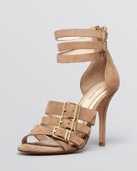 Pour La Victoire Open Toe Sandals Yuri High Heel - Lyst