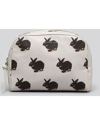 Marc By Marc Jacobs - Cosmetic Pouch Coated Canvas - Lyst